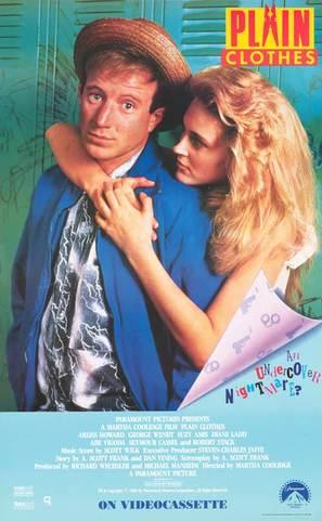 Plain Clothes - Video release movie poster (thumbnail)