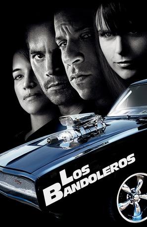 Los Bandoleros - Movie Poster (thumbnail)