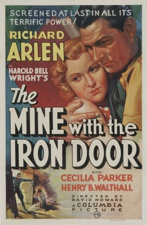 The Mine with the Iron Door - Movie Poster (thumbnail)