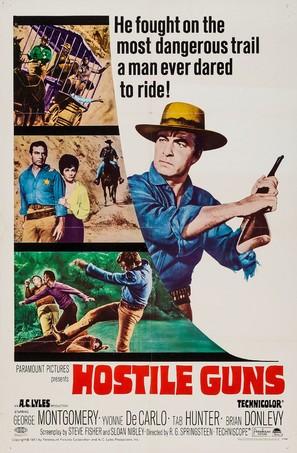 Hostile Guns - Movie Poster (thumbnail)