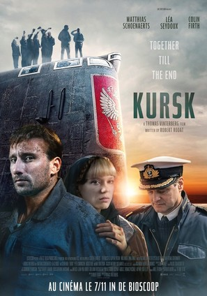 Kursk - Belgian Movie Poster (thumbnail)