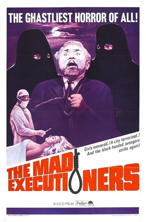 Der Henker von London - Movie Poster (thumbnail)