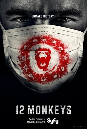 """12 Monkeys"" - Movie Poster (thumbnail)"