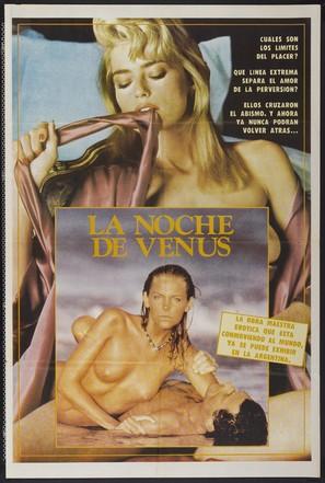 Noche de Venus, La - Argentinian Movie Poster (thumbnail)