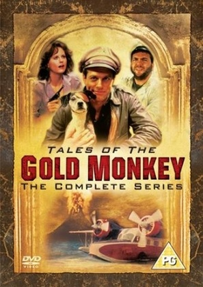 """Tales of the Gold Monkey"" - British Movie Cover (thumbnail)"