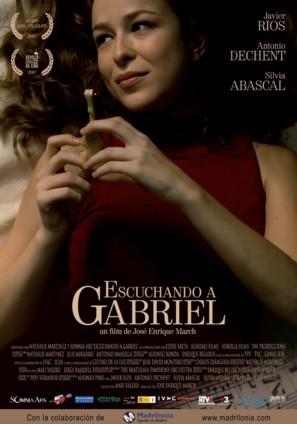 Escuchando a Gabriel - Spanish Movie Poster (thumbnail)