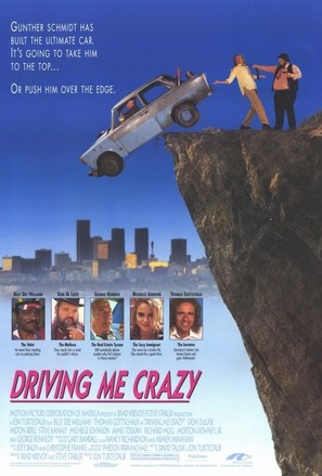 Driving Me Crazy - Movie Poster (thumbnail)