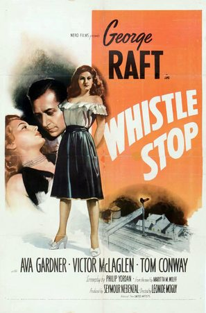 Whistle Stop - Movie Poster (thumbnail)
