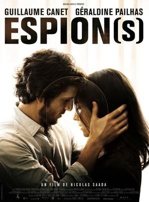 Espion(s) - French Movie Poster (thumbnail)