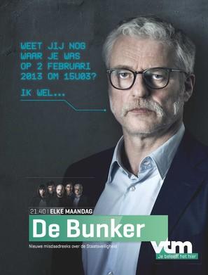 """""""De Bunker"""" - Belgian Movie Poster (thumbnail)"""