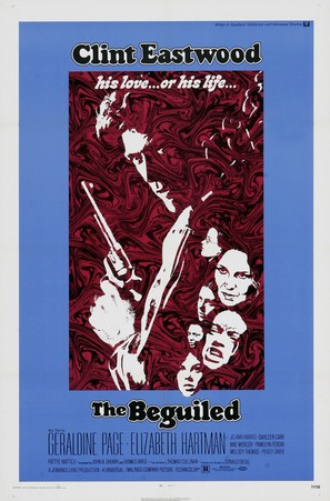 The Beguiled - Movie Poster (thumbnail)