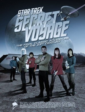 Star Trek: Secret Voyage - Movie Poster (thumbnail)