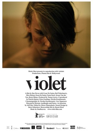 Violet - Dutch Movie Poster (thumbnail)