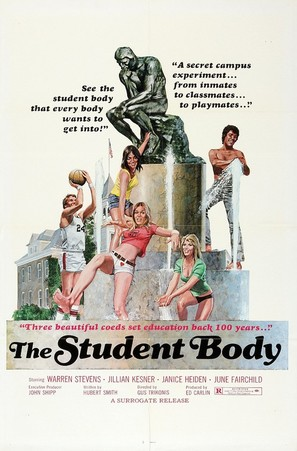The Student Body - Movie Poster (thumbnail)