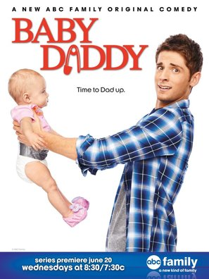 """""""Baby Daddy"""" - Movie Poster (thumbnail)"""