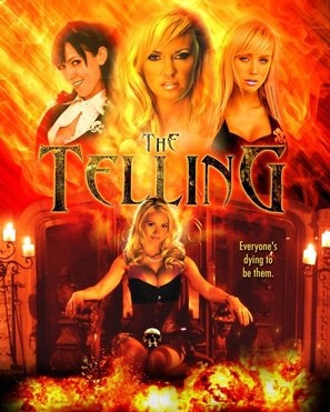 The Telling - Blu-Ray cover (thumbnail)