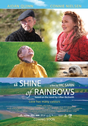 A Shine of Rainbows - Movie Poster (thumbnail)