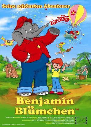 """Benjamin Blümchen"" - German Movie Poster (thumbnail)"