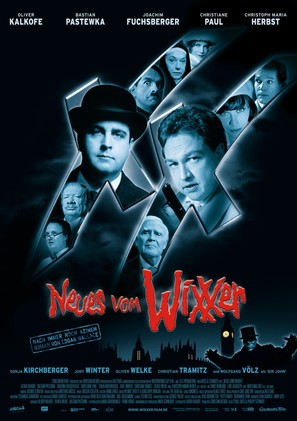 Neues vom Wixxer - German Movie Poster (thumbnail)