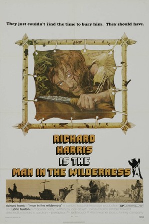 Man in the Wilderness - Movie Poster (thumbnail)