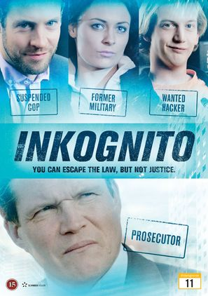 """Inkognito"" - Danish Movie Cover (thumbnail)"