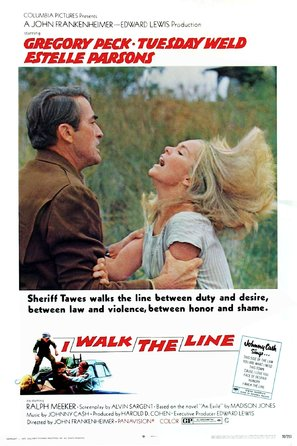I Walk the Line - Movie Poster (thumbnail)