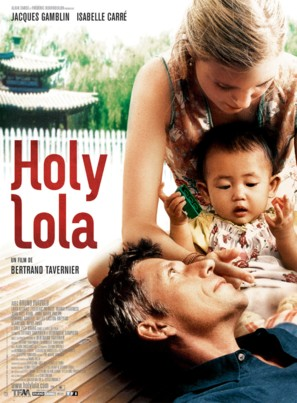 Holy Lola - French Movie Poster (thumbnail)