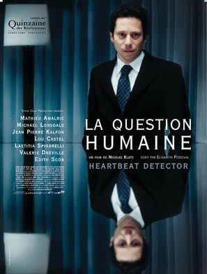 La question humaine - French Movie Poster (thumbnail)