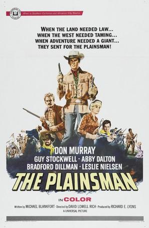 The Plainsman - Movie Poster (thumbnail)