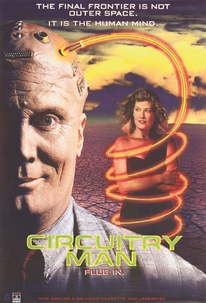 Circuitry Man - Video release poster (thumbnail)