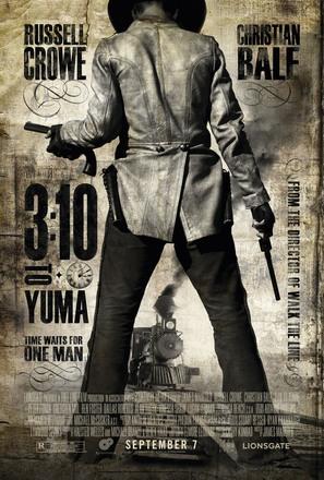 3:10 to Yuma - Movie Poster (thumbnail)