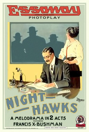 The Night Hawks - Movie Poster (thumbnail)