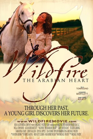 Wildfire: The Arabian Heart - Movie Poster (thumbnail)