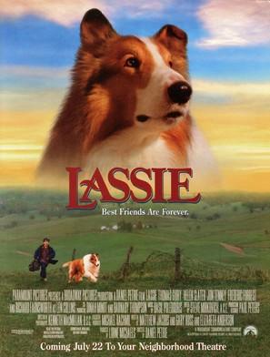 Lassie - Advance poster (thumbnail)