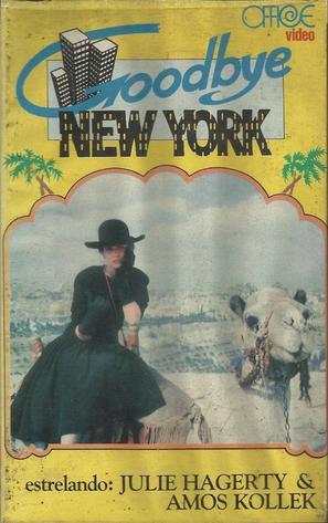 Goodbye, New York - Brazilian VHS cover (thumbnail)