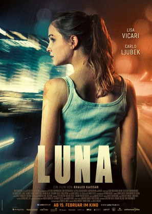 Luna - German Movie Poster (thumbnail)