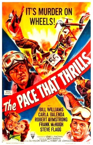 The Pace That Thrills - Movie Poster (thumbnail)