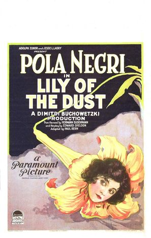 Lily of the Dust - Movie Poster (thumbnail)