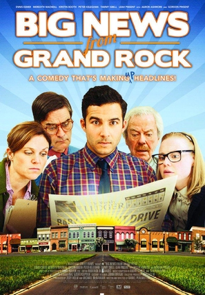 Big News from Grand Rock - Canadian Movie Poster (thumbnail)