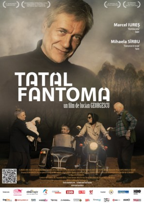Tatal fantoma - Romanian Movie Poster (thumbnail)
