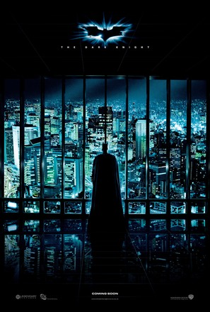 The Dark Knight - British Movie Poster (thumbnail)