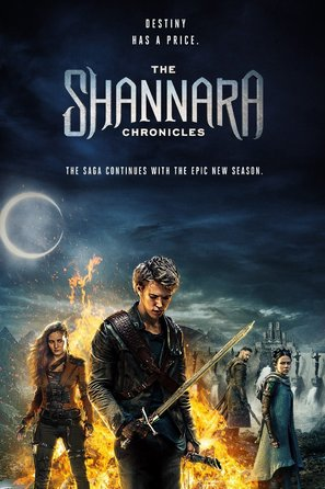 """The Shannara Chronicles"" - Movie Poster (thumbnail)"