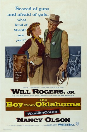 The Boy from Oklahoma - Movie Poster (thumbnail)