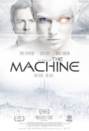 The Machine - British Movie Poster (thumbnail)