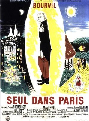 Seul dans Paris