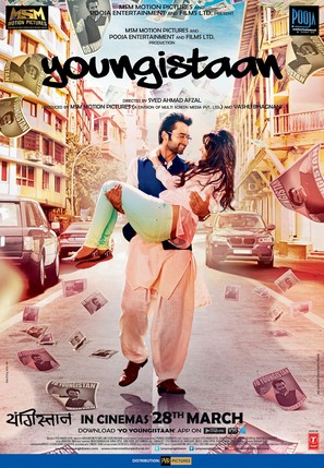 Youngistaan - Indian Movie Poster (thumbnail)