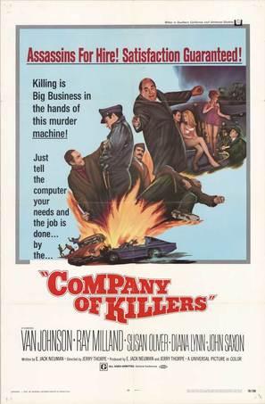 Company of Killers - Movie Poster (thumbnail)