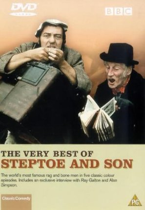 """Steptoe and Son"" - British Movie Cover (thumbnail)"