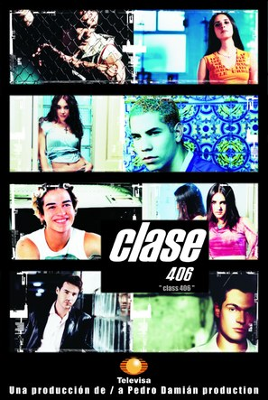 """Clase 406"" - Mexican Movie Poster (thumbnail)"