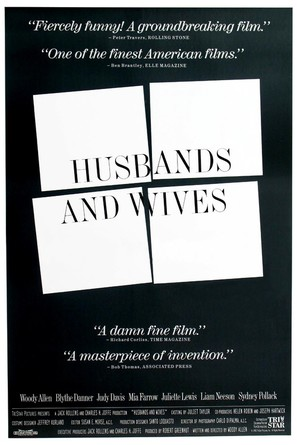 Husbands and Wives - Movie Poster (thumbnail)